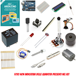 "KIT ""L'ABC di ARDUINO"""