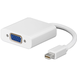 CONVERTITORE MINI DISPLAYPORT/ VGA FEMMINA