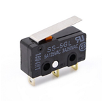 MICROSWITCH CON LEVA OMRON SS-5GL