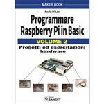 "LIBRO "" PROGRAMM.RASPBERRY PI IN  BASIC VOL.2 """