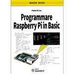 "LIBRO "" PROGRAMM.RASPBERRY PI IN  BASIC VOL.1 """