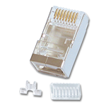 CONNETT.RJ45 STP CAT.6 LINDY 62435 (10 PZ)