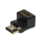 ADATTATORE VIDEO HDMI M/F 90°
