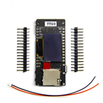 BOARD TTGO-T2-ESP32 CON OLED+WIFI+BLUETOOTH